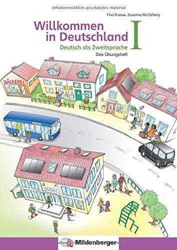 günstig Willkommen in Deutschland – Deutsch als Zweitsprache I: Notizbuch Vergleich im Deutschland