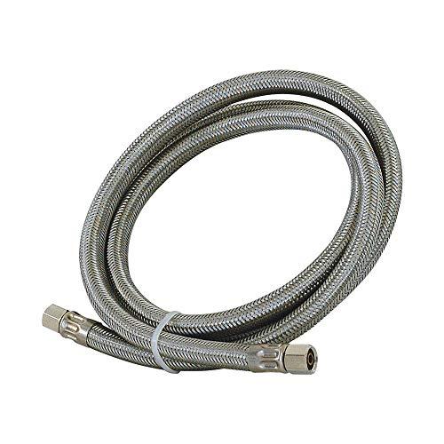 braided refrigerator water line - 9