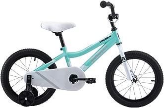 REID Girl's Explorer S Coaster Edition 16 inches Bike - Turquiose, 90 x 30 x 15