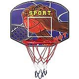ZZLYY Canasta Baloncesto Infantil, Juguete De Baloncesto con Bolas Mini Baloncesto Aro sobre La Puerta Y Muro, Niños Baloncesto Toys Regalos para Niños