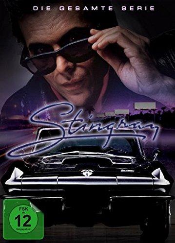 Stingray - Die komplette Serie [9 DVDs]