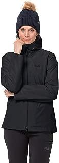 Jack Wolfskin Women's Chilly Morning Waterproof Insulated Rain Jacket
