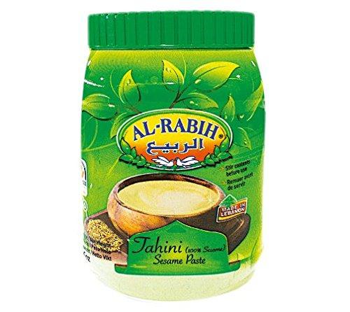 Al Rabih libanese autentica di sesamo Tahini 454g / 16oz