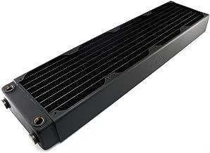 XSPC RX480 Radiator V3, 120mm x 4, Quad Fan, Black