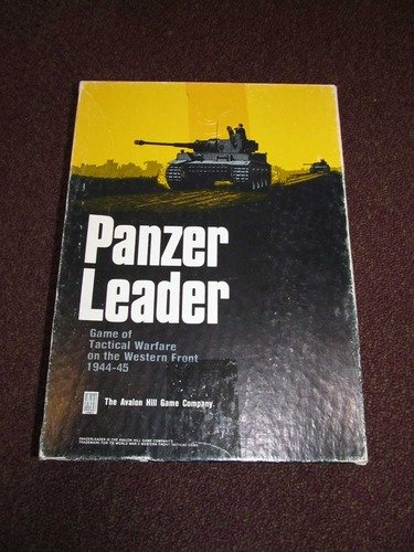 Panzer Leader: Game of Tactical Warfare on the Western Front 1944-45 (AH 812)