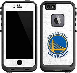 Skinit Decal Skin for LifeProof fre iPhone 6/6s - Officially Licensed NBA Golden State Warriors Distressed Design