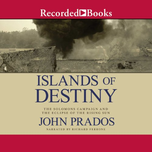 Islands of Destiny audiobook cover art