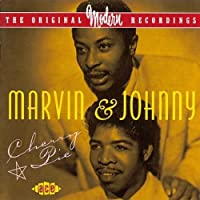 Cherry Pie by Marvin & Johnny (1997-12-25)