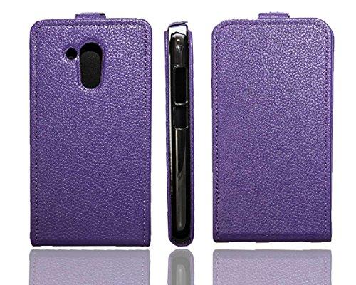 caseroxx Flip Cover für Acer Liquid Z500, Tasche (Flip Cover in lila)