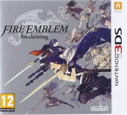 Fire Emblem Awakening...