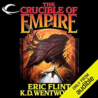 The Crucible of Empire audiobook cover art
