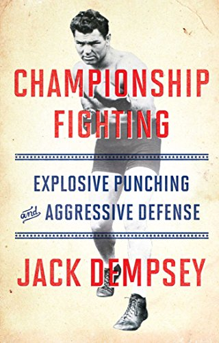 Compare Textbook Prices for Championship Fighting: Explosive Punching and Aggressive Defense  ISBN 0884375944394 by Demspey, Jack