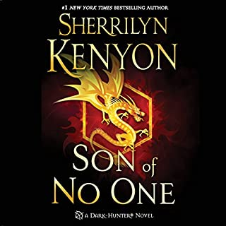 Son of No One audiobook cover art