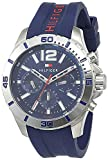 Tommy Hilfiger Analog Blue Dial Men's Watch - NATH1791142