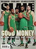 SLAM Magazine March/April 2020 The Boston Celtics Jayson Tatum Kemba Walker Marcus Smart Jaylen Brown Gordon Hayward