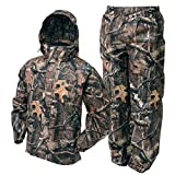 FROGG TOGGS mens Classic All-sport Waterproof Breathable Rain Suit,Mossy Oaks Infinity,X-Large