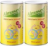 Sparset Almased Vital - Pflanzen - Eiweißkost 2 x 500 g Pulver