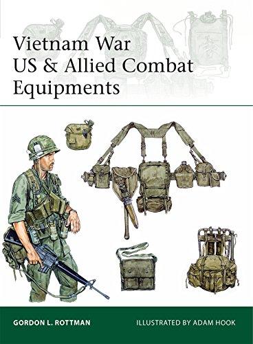 Vietnam War US & Allied Combat Equipments (Elite, Band 216)