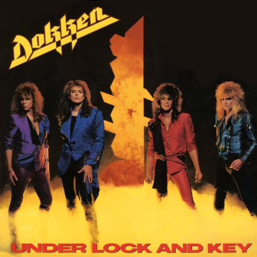 Dokken: Under Lock and Key (Lim.Collector's Edition) (Audio CD (Limited Collector's Edition))