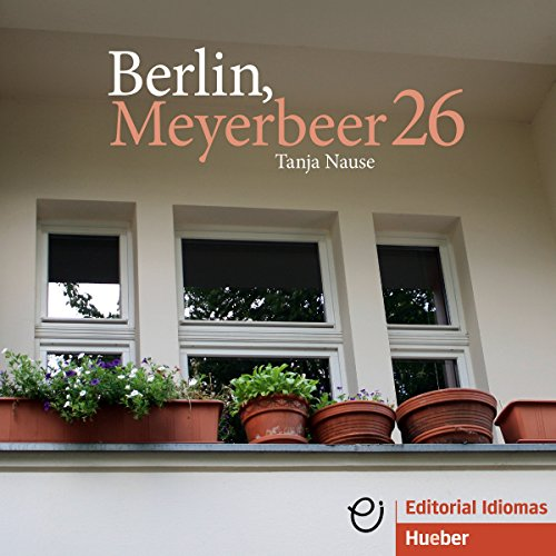 Berlin, Meyerbeer 26 cover art