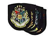 Cinereplicas - Pack de 5 blasones oficiales - Harry Potter