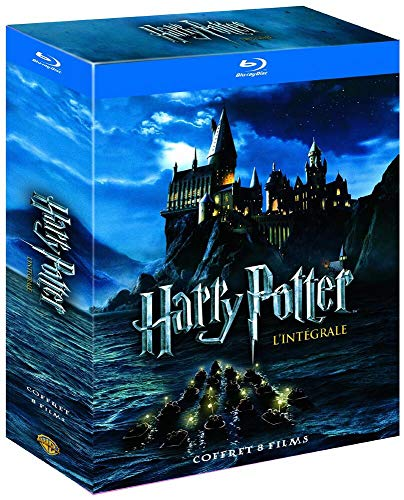 L'Intégrale 8 Films Harry Potter en Blu-ray