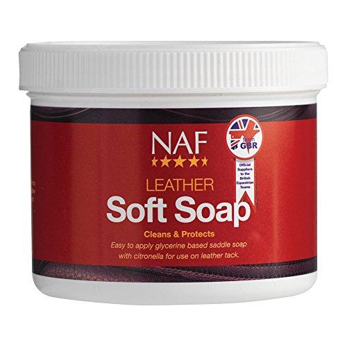 Natural Animal Feeds nafleer, zachte zeep, helder, standaard