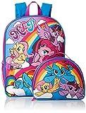 My Little Pony - Mochila para niña con kit de almuerzo, Mochila kit de almuerzo, KAC10385568, Rosa, KAC10385568