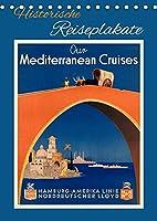 Historische Reiseplakate (Tischkalender 2022 DIN A5 hoch): Kunstvoll gestaltete Reiseposter aus der Zeit 1920-1950 (Monatskalender, 14 Seiten )