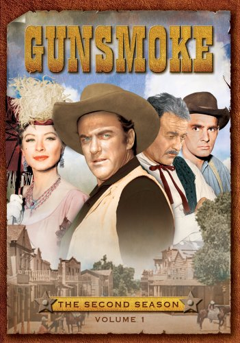 Gunsmoke - The 2nd Season, Vol. 1 [RC 1]