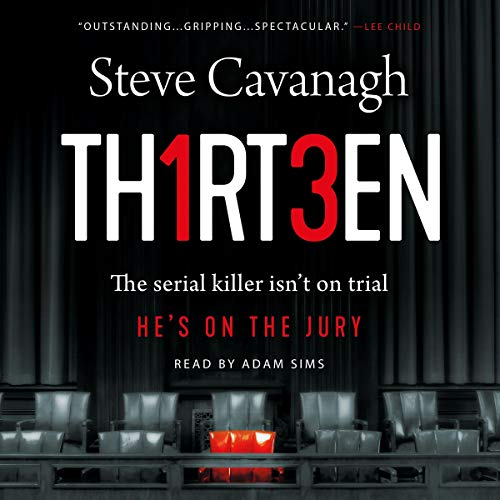 Thirteen  By  cover art