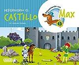 Descubriendo con Max 1.Defendiendo el castillo. Libro del alumno.: Un viaje por Europa.