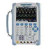 Hantek 2 CH DSO1102B Digital Handheld Oscilloscope Multimeter 100MHz 1Gsa/S