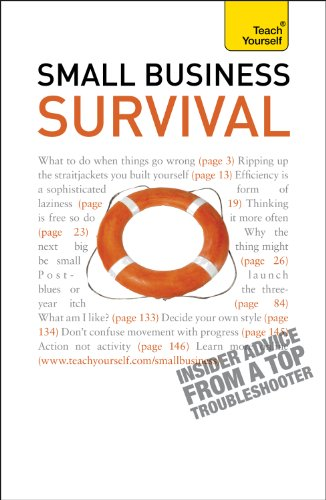 Small Business Survival: Teach Yourself (English Edition)