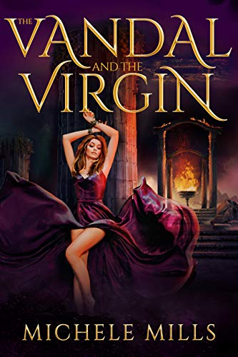 The Vandal and the Virgin: An Alien Fantasy Romance (Battle-Beasts Book 1) (English Edition)