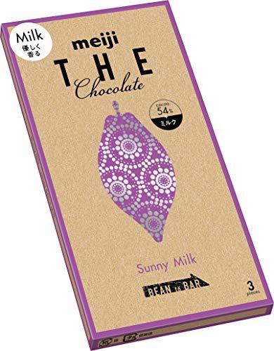 明治 明治ザ・チョコレート優しく香るサニーミルク 50g×10箱