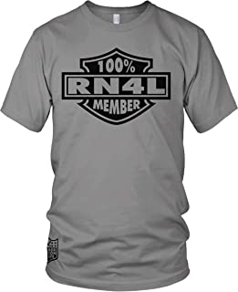 Millionaire Mentality 100% RN4L Member Grey T-Shirt (Limited Edition)