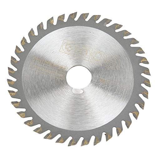 85 mm Hoja para sierra circular 36 dientes Material de aleación TCT Sierra de disco de corte Disco multifunción para la elaboración de madera para sierras circulares eléctricas (85 x 15 x 36 T)