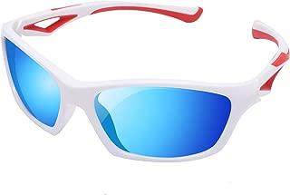 Sports Polarized Sunglasses For Kids Children Boys Girls...
