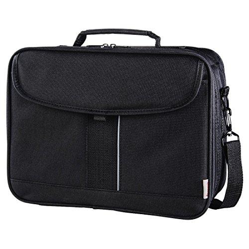 Hama Sportsline Beamertasche groß (Projektor Tasche Größe L, 27 x 39 x 15 cm für Acer, BenQ, Epson, LG, Optoma Beamer) Schwarz