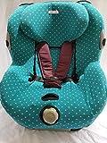 MOONBEBE Housse pour Maxi Cosi Bébé Confort Opal (Vert)