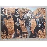 仮面ライダー チップス カルビー Calbee 1999 127 人間を骨にするおそろしい毒針