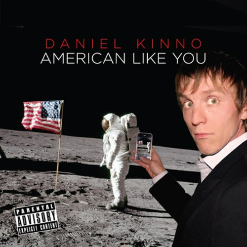American Like You audiobook cover art
