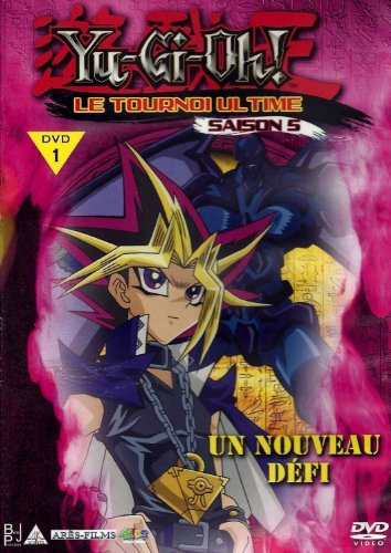 YU gi Oh, Saison 5, vol. 1