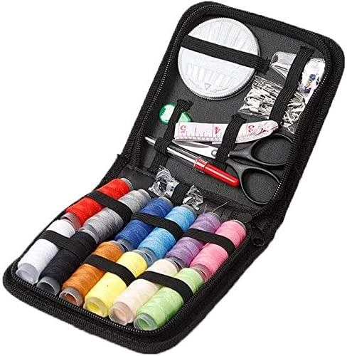 27pcs Sewing Kit Sewing Supplies with Storage Package for DIY Home Office Travel Sewing Kit product image