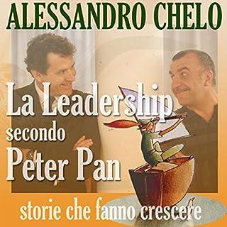 La leadership secondo Peter Pan copertina