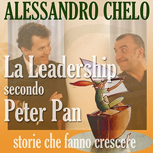 La leadership secondo Peter Pan cover art