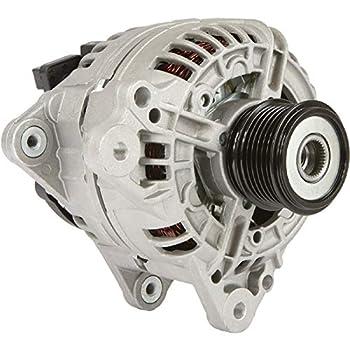 DB Electrical ABO0229 Alternator Replacement For  1.8L 3.2L AUDI TT TT QUATTRO 2000-2006 1.8L 1.9L 2.0L Volkswagen Beetle Golf 1999-2006 Jetta 1999-2005 028-903-028E 028-903-030A