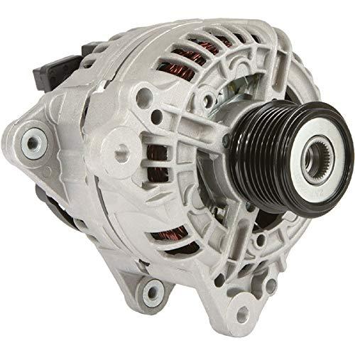 DB Electrical ABO0229 Alternator Replacement For: 1.8L 3.2L AUDI TT, TT QUATTRO 2000-2006, 1.8L 1.9L 2.0L Volkswagen Beetle, Golf 1999-2006, Jetta 1999-2005 028-903-028E, 028-903-030A