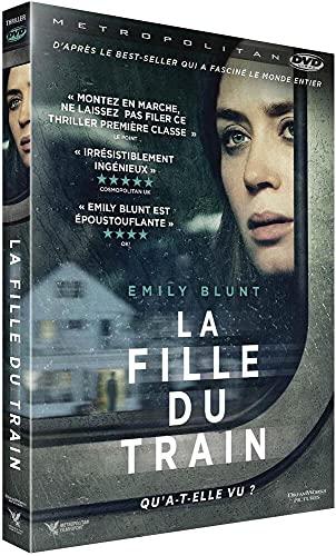 La Fille du train [Francia] [DVD]